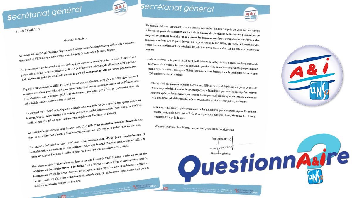 fcc2695da09 02 Mai Adjoint gestionnaire   la lettre au ministre